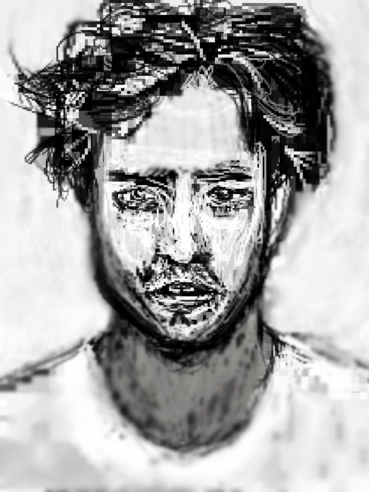 Robert Pattinson por Zilmari